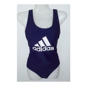 NWOT Adidas full body one piece Swim Suit
